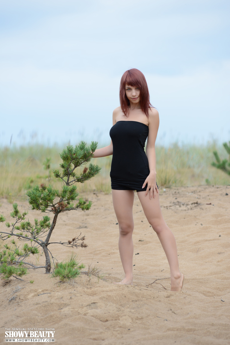 The perfect redhead babe :: Naked Teens HQ Erotica Pics